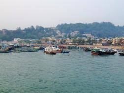 Fishing Village in Cheung Chau