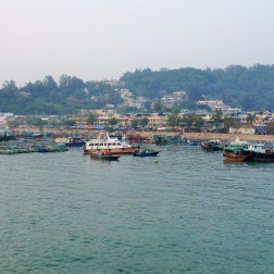 Fishing Village in Cheung Chau